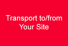 Transport to/from Your Site