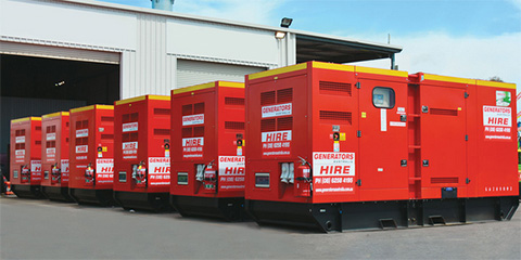 Generators for Hire 24/7