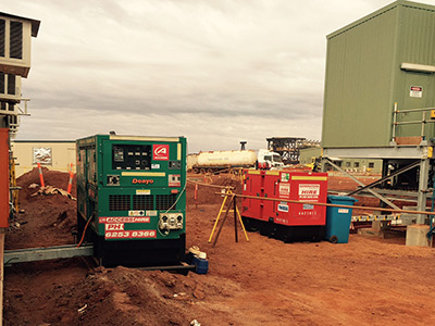 Generators Australia – Proudly Powering One of the World's Most Significant Mega-Projects