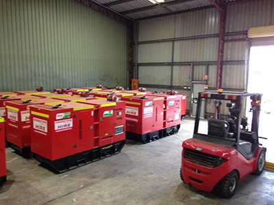 Generators Australia's New Home for Generators for Hire in Brisbane