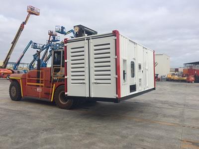 New Mobile Minespec 575kVA Generator