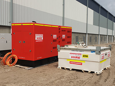 Ultra High Power 500kVA Generators Rolling Out Across Australia